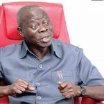 Oshiomhole Mocks Decamped Lawmakers, Says They're Mercenaries