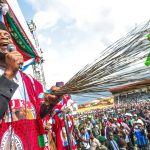 Fayemi: Ado Ekiti Stands Still for Osinbajo, APC Mega Rally