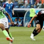 FIFA World Cup: Super Eagles Show Class,  Beat Iceland 2-0