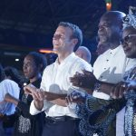 Macron Visits Fela Shrine, Urges Youths to Participate in Politics