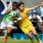 Gallant Falconets Hold China, Book Quarterfinals Berth