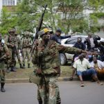 Zimbabwe's Poll: Soldiers Open Fire On Rampaging Opposition