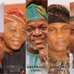 Osun Governorship Election Results as Announced By INEC
