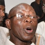 OPINION: Adams Oshiomhole's Tirade, By Adewale Kupoluyi