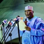BREAKING: Atiku Clinches PDP Presidential Ticket; To Face Buhari In 2019 Election