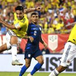 Colombia Beat U.S.A 4-2 in International Friendly