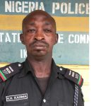 Police Authority Dismisses Drunk Policeman in Lagos