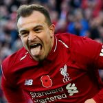 Super Substitute Shaqiri Strikes Twice as Liverpool Dominate Manchester United