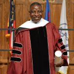 Amb. Adetunji Inducted into MLK Chapel Hall of Fame; Bags Georgia Outstanding Citizen Award