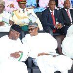 Inauguration: Buhari, Osinbajo Sworn-in for Second Term