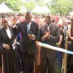 EnuguGovt InauguratesMulti Million Naira Customary Court Donated By Monarch