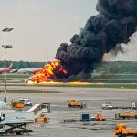 At Least 13 Die as Russian Commercial Jet Catches Fire on Runway