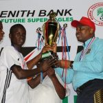 South-West, South-South Emerge Champions of Zenith Bank/NFF U-13, U-15 Tournaments