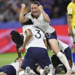 Women World Cup: France Avoid Upset in Extra-Time Victory Over Brazil
