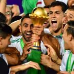 Joy As Algeria Wins Africa Cup Of Nations