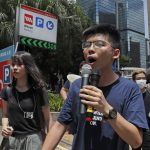 Protest: Taiwan 'Extremely Concerned' By Hong Kong Arrests