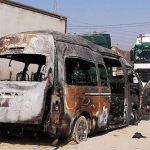 Islamic State Claims Deadly Bus Bombing in Iraq