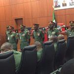 Nigerian Army Decorates 23 New Generals