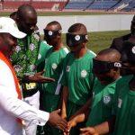 Tokyo 2020: African Blind Football Championship Beginsin Enugu