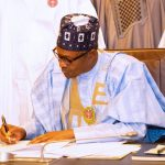 Buhari Signs N10.59 Trillion 2020 Budget into Law
