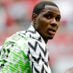 BREAKING: Struggling Manchester United Sign Odion Ighalo on Loan