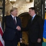 Brazilian President Tests Positive For Coronavirus After Meeting With Trump, Pence