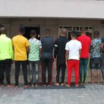 EFCC Nabs 12 Suspected Internet Fraudsters in Imo