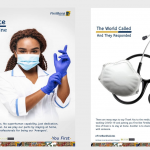Firstbank Salutes Medical Professionals Tackling Covid-19