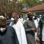 Abba Kyari's Burial: SGF, Ministers, Others Shun Buhari's Self-Isolate Order