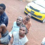 Enugu Police Nab 6 Robbery Suspects, Recover AK-47, Ammunition