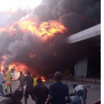 NNPC Commiserates With Victims Of Obalende Fuel Tanker Fire Incident