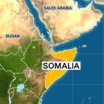 3 Killed In Suicide Bombing Near Somalia's Presidential Palace