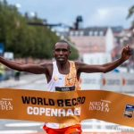 Kenyan World Record-holder Runner Hits By Motorcycle, Suffers Fractured Leg