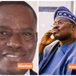 More Confusion in APC As Victor Giadom Declares Self As Acting National Chairman