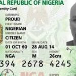 100 Million Nigerians Have No Form Of Identification