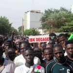 Malians Protest Against President Keita, Demand His Resignation