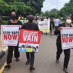 Women Groups Stage Protest Over Rising Rape Cases in Nigeria