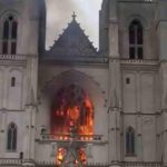 France: Nantes Cathedral Inferno Linked To Arson