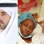 Dubai Crown Prince Pays $120k Hospital Bill Of Nigerian Couple Stranded With Quadruplets