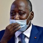 Cote d'Ivoire Prime Minister,  Coulibaly, Dies