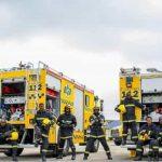 Marina Fire Outbreak Curtailed — LASEMA