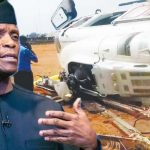 AIB Attributes Osinbajo's Helicopter Crash in Kogi to Poor Visibility, Pilot Error