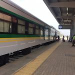 "Buhari Names Train Stations After ""Deserving"" Nigerians"