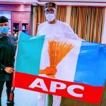Edo 2020: Osinbajo Receives Ize-Iyamu, Ganduje; Urges Peaceful Campaign