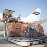 Plane with UN Medical Supplies Arrives in Beirut