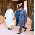 Again, Buhari, Jonathan Meet Over Mali; Reject Call For Keita's Resignation