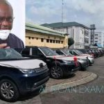 Nigerians React as Wike Showers 41 Range Rover SUV On Judges In Rivers