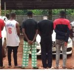 EFCC Nabs 14 Fraudsters in Anambra, Confiscates 8 Exotic Cars