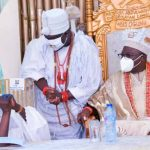 Criticisms Trail Tinubu's Alleged 'Disrespect' For Ooni Of Ife