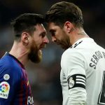 Sergio Ramos Reacts To Messi's Plan To Exit Barcelona